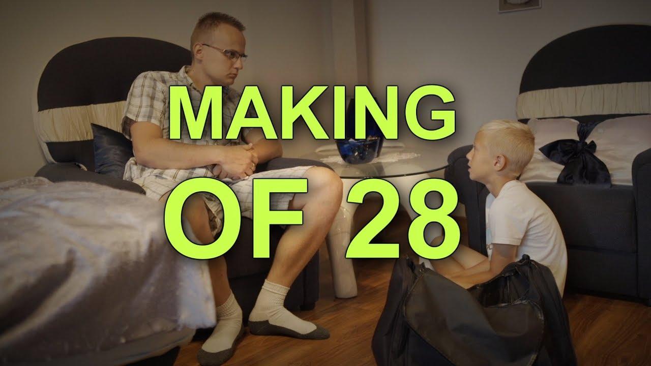 Making OF - Odcinek 28 (Wakacje Tadzika)