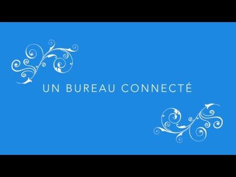 Solution innovante : bureau connecté