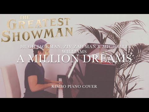 The Greatest Showman - A Million Dreams (Piano Cover) [Hugh Jackman] [+Sheets]