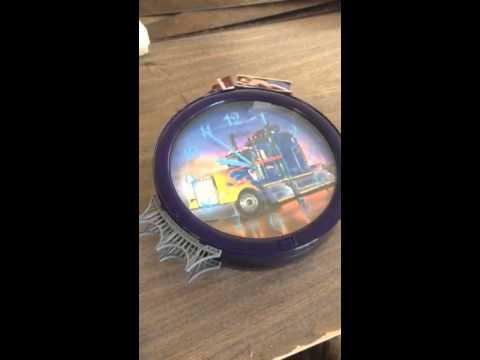 Trucker clock who wants it
