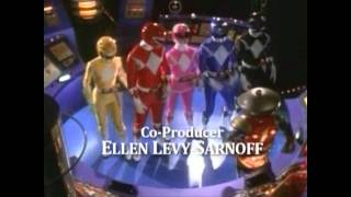 mighty morphin power rangers opening theme modern version fan made