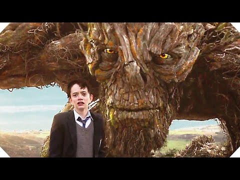 A MONSTER CALLS Movie TRAILER # 3 (Sigourney Weaver, Liam Neeson) streaming vf