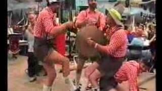 Beiers Festival 1994 Zwaag (NL): Tiroler Holzhackerbuam