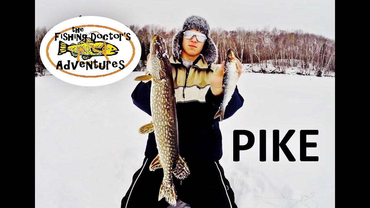 Рыбалка у доктора