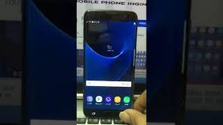 Download Samsung GALAXY S7 Edge SCV33 Stock Rom Video in MP4