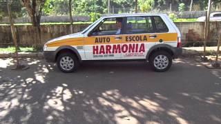 Cris Nogueira,video (2) Instrutora PVH/RO, Ensina baliza de Carro CT: