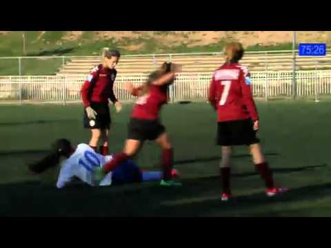 Glyfada - Atromitos (2nd half), Greek Women Football League
