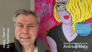 Generationswechsel ist nicht nur für den Nachfolger eine große Herausforderung - Andreas Rietz