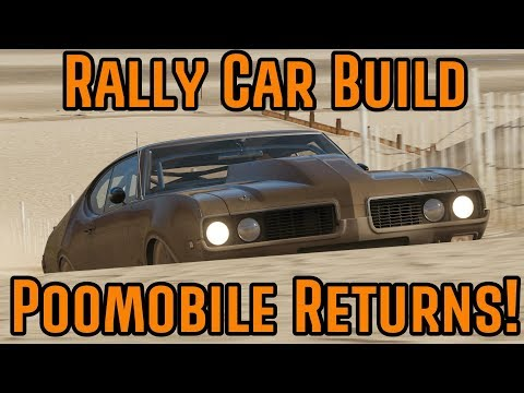 Forza Horizon 4 - Rally Car Build -  Poomobile Returns! thumbnail