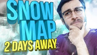 PUBG MOBILE INDIA: 0.10 UPDATE NEW SNOW MAP IN 2 DAYS!