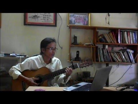 Ngẫu hứng Guitar: Cho tôi được một lần,Bảo Thu
