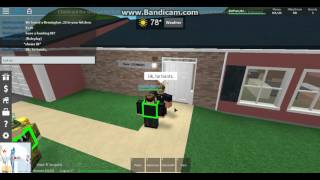 Roblox - HOUSE RAID + UDU REPORT