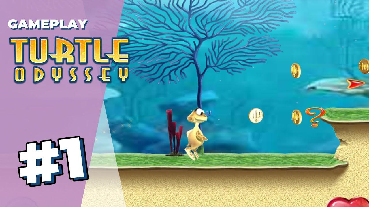 Turtle Odyssey | Utomik