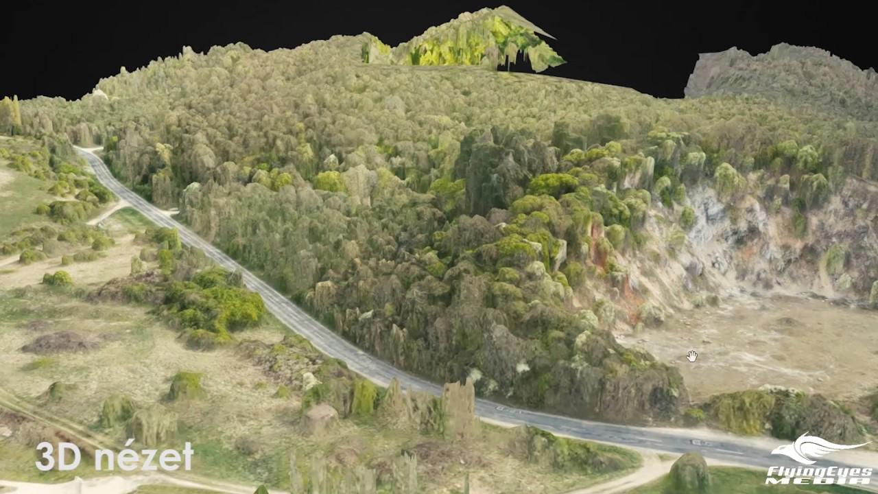 3d térkép FlyingEyes Drone Solutions   3D térkép készítés   YouTube 3d térkép