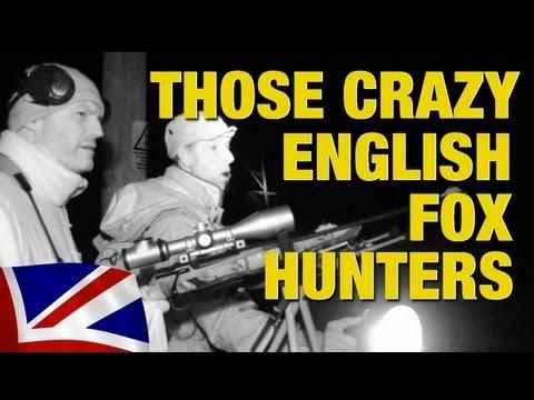 Merkel & Leica Go Foxshooting In Britain