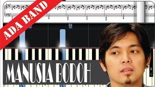 ada-band-manusia-bodoh-piano-tutorial