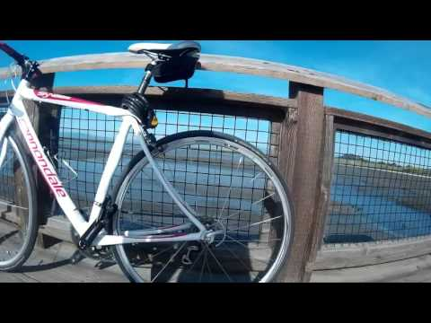 Biking around Palo Alto California