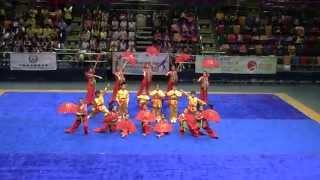 2014 香港普及體操節~香港培正小學