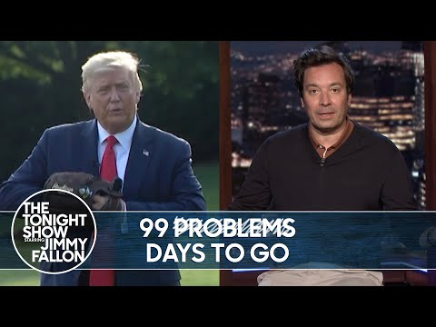 Trump's 2020 Campaign Is Running Out of Time | The Tonight Show