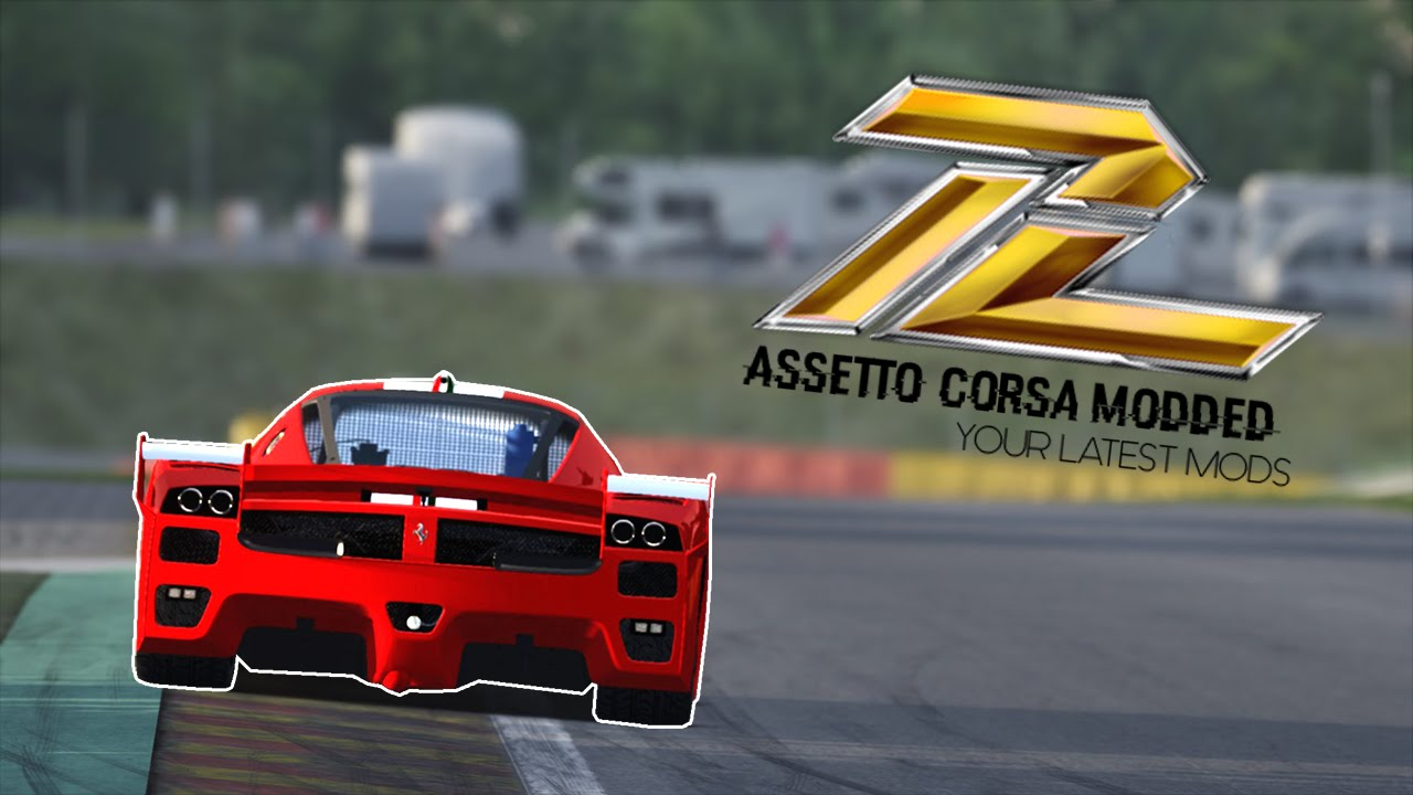 assetto corsa - ferrari fxx + download - youtube