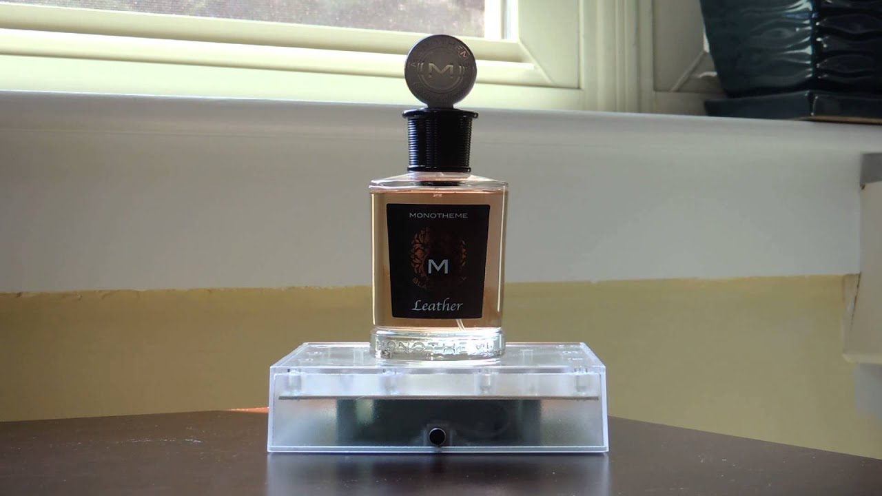 Monotheme Leather Fragrance Review Great Tuscan