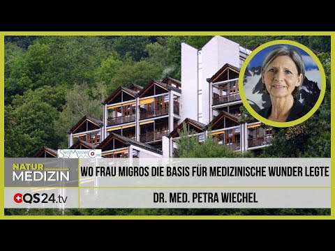 Where Mrs Migros laid the foundation for medical miracles