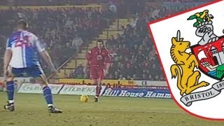 Classic: Bristol City 3-0 Bristol Rovers (January 9th 2002)
