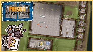 Rusty! | Prison Architect - Island Bound #2 - Let's Play / Gameplay