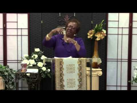 12th Hour, Knowledge Of God's Love, Instructor - Pastor Ollie Brown