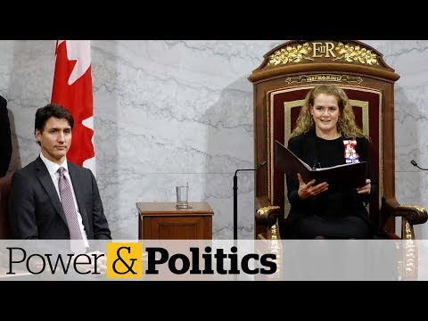 What the throne speech says about Trudeau's priorities | Pow