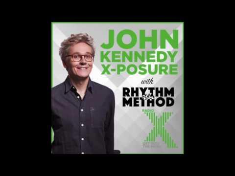 The Rhythm Method X-Posure session on Radio X