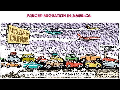 MACRO ANALYTICS - 04 18 19 - Forced Migration In America W/Charles Hugh Smith