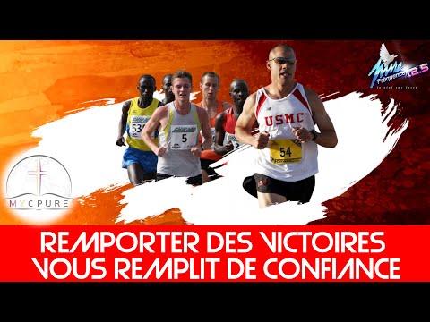 REMPORTER DES VICTOIRES VOUS REMPLIT DE CONFIANCE