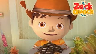Pop Along Cowboy 🤠 - Zack & Quack FULL EPISODE | ZeeKay Junior