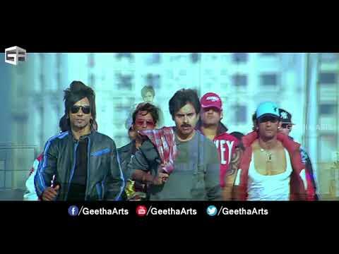 Jalsa Title Full HD Video Song  7C 7C Jalsa Telugu Movie  7C 7C Pawan Kalyan  2C Ileana