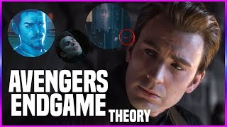 Avengers Endgame ( Trailer 1 Theories )