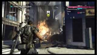 Binary Domain Demo Mission 1 Gameplay