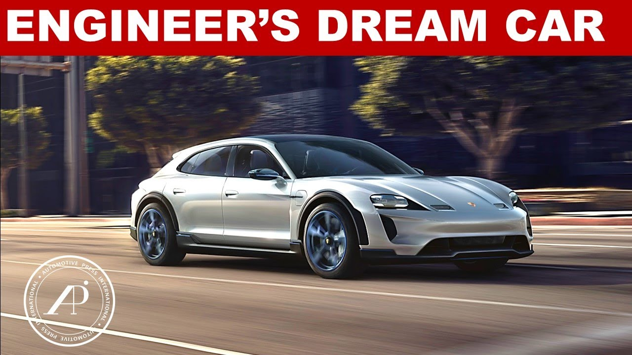 ENGINEER WOULD BUY THIS - THE 2022 PORSCHE TAYCAN CROSS TURISMO