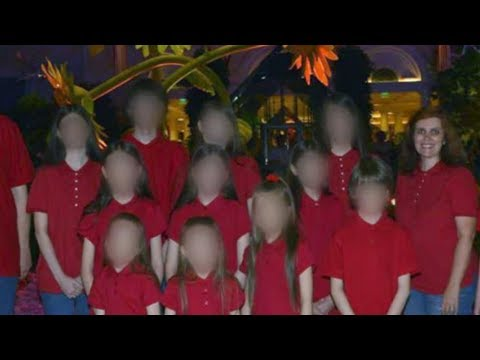 13 siblings allegedly held captive at home by parents: Part 1