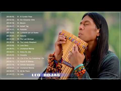 Leo Rojas Greatest Hits Full Album 2017 | Top 30 Best Love Songs By Leo Rojas