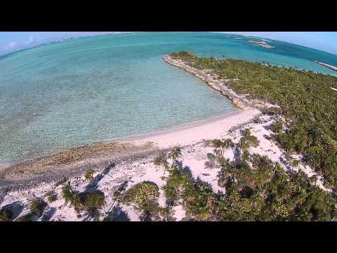 Leaf Cay Drone Shots