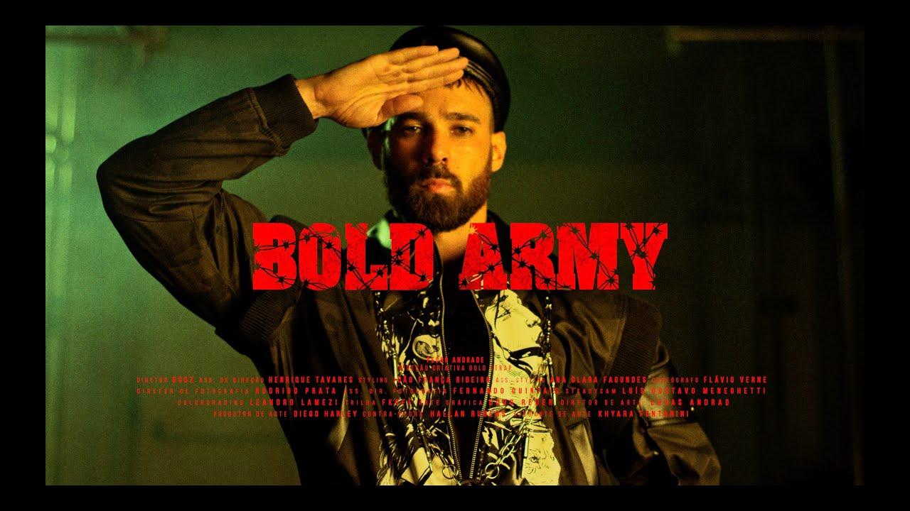 "BOLDSTRAP - ""BOLD ARMY"""