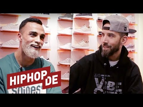 Hiphop World Champion Majid Kessab im Talk mit Justin Timber