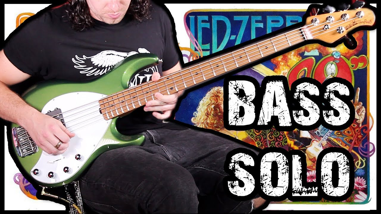 Stairway To Heaven Solo on BASS