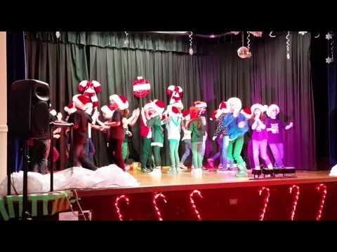 Ramsay School Winter Celebration Grade 3/4 Part 1