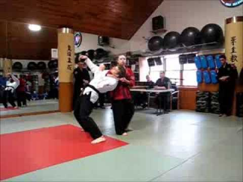 Shodan Black Belt Test