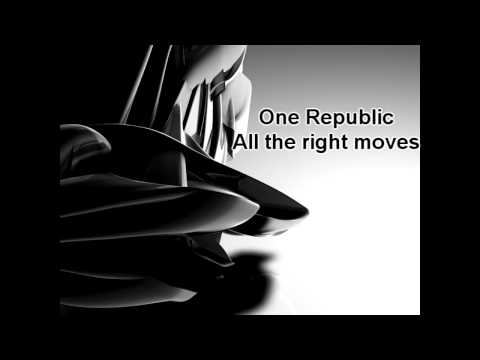 One Republic all the right moves HD