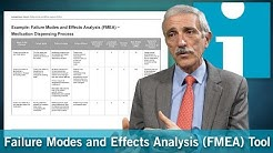 An Overview of the Failure Modes and Effects Analysis (FMEA) Tool