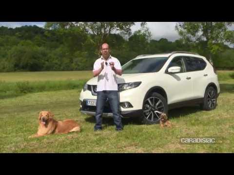 Essai - Nissan X-Trail 4dogs : un SUV qui a du chien