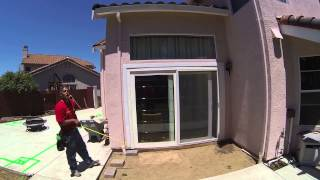 Golden Gate Enterprises Sf Bay Area General Contractor Fiberglass Arbor Layout Obrian
